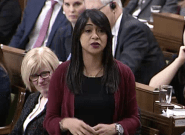 Liberal MP Apologizes For Flippant Remark About Opioid