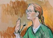 María Butina, presunta agente del Kremlin en EEUU, se declara culpable de
