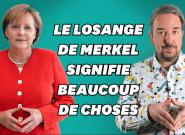 Ce que ce geste d'Angela Merkel dit de sa relation aux