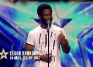 El duro momento de César Brandon tras ganar 'Got Talent'