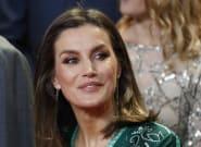 El vestido verde de la reina Letizia ya lo llevaron antes Patricia Conde y Emma