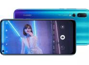 Huawei et Samsung présentent des smartphones avec un petit trou à