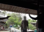 Frank Cuesta muestra por primera vez el momento en el que unos traficantes estuvieron a punto de