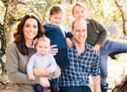 La carte de Noël de Kate Middleton, William et leurs enfants sera