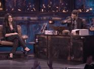 Broncano pregunta a Laura Pausini cuánto dinero tiene y su réplica lo deja sin