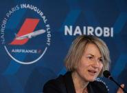 Air France: Anne Rigail, première femme nommée à la tête du