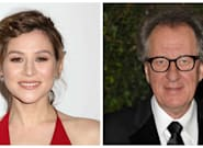 Yael Stone, la actriz de 'Orange is the New Black', acusa al actor Geoffrey Rush de acoso