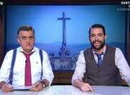 La Fiscalía archiva la denuncia de la Fundación Francisco Franco contra Dani Mateo y El Gran