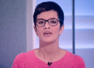 La presentadora de 'La 2 Noticias' cuenta en directo una experiencia de acoso sexual que vivió a los 11