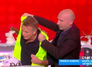 À TPMP, Franck Dubosc enfile un gilet