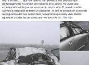 El llamamiento viral de una mujer en Facebook tras sufrir un trágico