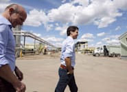 Justin Trudeau Says Canada's Strong Credit Rating Should Alleviate Deficit