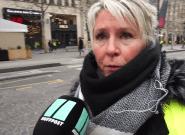 Acte V des gilets jaunes: cette manifestante