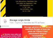Gilets jaunes: le blocage de Rungis, nouvel espoir de