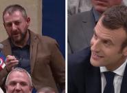 À Souillac, ce maire promet à Emmanuel Macron un discours sans langue de bois... et tient