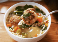 Need A Hearty Dinner Idea? Try This Italian Wedding Soup