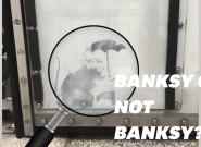 Banksy à Tokyo? La ville va enquêter sur une