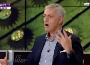 Jose Mourinho raconte sa parade incroyable pour parler à ses joueurs lors d'une suspension en