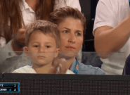 À l'Open d'Australie, Federer s'est fait voler la vedette par... son