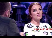 Paula Echevarría confiesa a Risto Mejide el motivo por el que se niega a hacerse fotos con