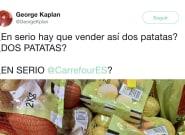Indignación con Carrefour por vender así uno de sus