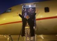 Céline Dion est de retour à Paris et le fait