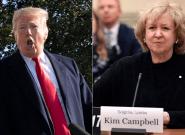 Kim Campbell Calls President Trump A