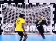 La asombrosa rosca en el Mundial de balonmano que recuerda al famoso gol de Roberto