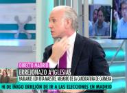 Eduardo Inda, agredido antes de 'El programa de Ana Rosa':