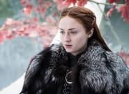 El desagradable momento que vivió Sophie Turner (Sansa) durante el rodaje de 'Juego de