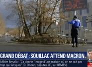 Macron à Souillac pour la suite du grand débat, une visite sous