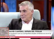 David Cantero ('Informativos Telecinco') se queja de la encerrona de Emma García en 'Viva la