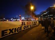 🔴 En directo: huelga indefinida de taxis en Madrid y