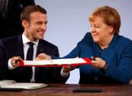 Berlín y París respaldan en nuevo Tratado una UE