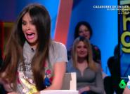 Cristina Pedroche recibe una sorpresa inesperada en 'Zapeando' (laSexta): la visita de Dabiz