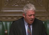Brexit: John Bercow, ses hurlements et sa cravate ont animé les