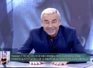 La confesión de Anabel Pantoja que dejó a Jorge Javier Vázquez doblado de risa en 'Sábado