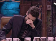El surrealista momento de Ernesto Sevilla en 'La Resistencia' (Movistar +) que hizo llorar de la risa a David