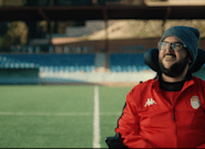 No le dejaron ser entrenador de fútbol por ir en silla de ruedas, y su respuesta es un ejemplo para