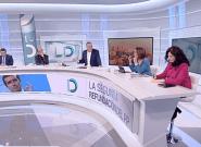 Xabier Fortes pide perdón por lo que se escuchó en 'Los Desayunos de TVE' sobre Irene