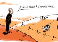 Grand débat: Emmanuel Macron lève le pied dans la