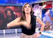 Paz Padilla ('Sálvame') estalla tras recibir varios insultos: