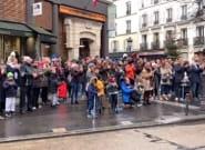 Explosion à Paris: un hommage surprise des habitants a ému les