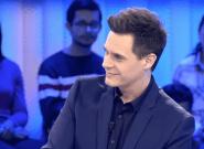 El momento más inesperado de 'Pasapalabra': Christian Gálvez interrumpe el programa para leer una
