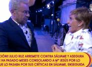 La bronca de Chelo García-Cortés en 'Sálvame' (Telecinco):