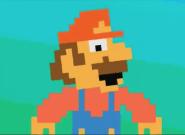 ¿Cómo sería el mundo de Mario Bros si fuera