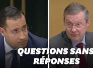 Benalla, pendant son audition au Sénat, refuse de répondre aux