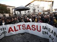 El fiscal aprecia terrorismo en los sucesos de Alsasua y rechaza que sea un