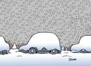 Pourquoi le neige perturbe encore plus les