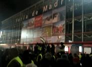 Los taxistas ponen en jaque Madrid en una jornada clave con la inauguración de